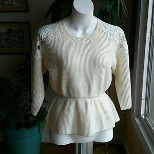 Chloe sweater size Small